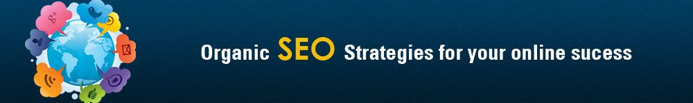 organic seo strategies for your online sucess